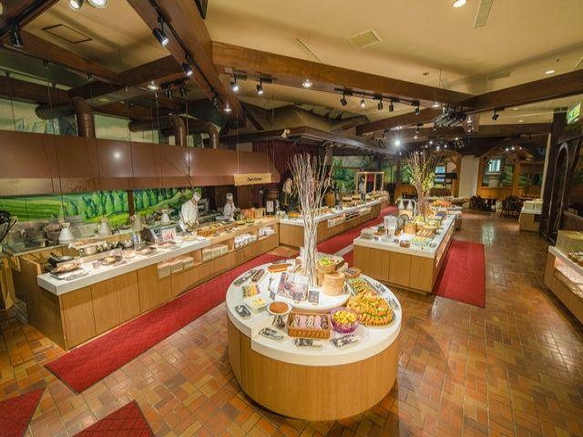 バイキング会場・和洋レストランなど配属店舗も沢山!