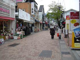 旧軽井沢商店街はショッピングスポット盛り沢山☆