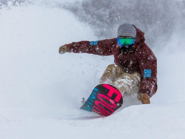 知ってますか?!初心者、経験者問わず 雪質・コース数共に大満足いただけます!!