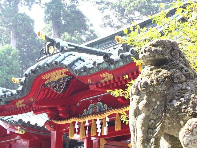 """★☆パワースポットとして有名な""""箱根神社""""★☆"""