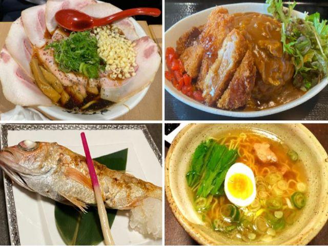 富山県は美味しい食べ物もたくさんあります!! 市場もあるので海鮮はつねに新鮮です♪