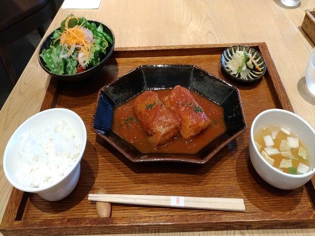 お休みの日は、美味しいもの食べてリフレッシュ!!