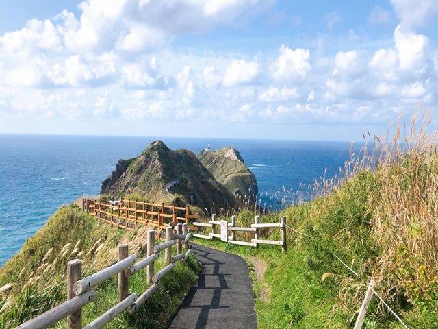 休日には神威岬などの絶景スポットにも行けます。リフレッシュには最適です!