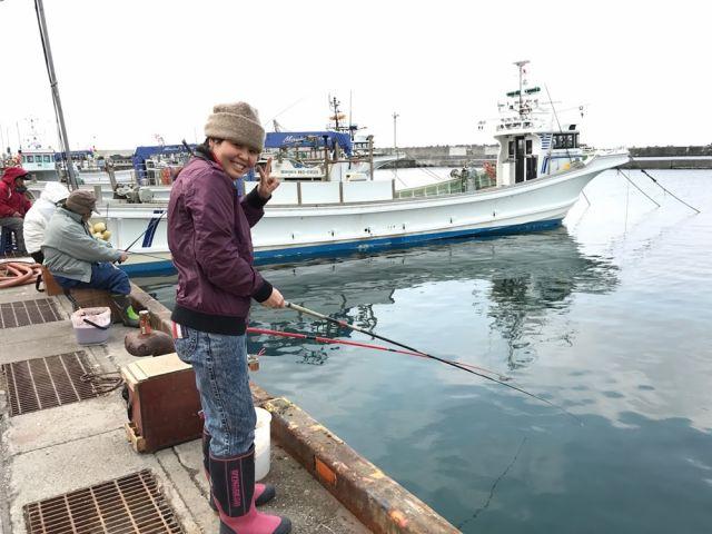 仕事終わりには釣りも楽しめる時間がたっぷり!釣り好きには最高の環境です!
