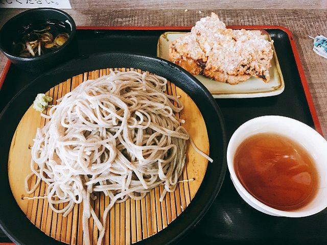 長野はやっぱりお蕎麦が美味しい!!