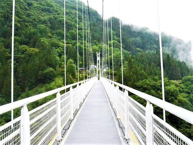 ☆見渡す限り大自然☆この橋を渡れば...♪
